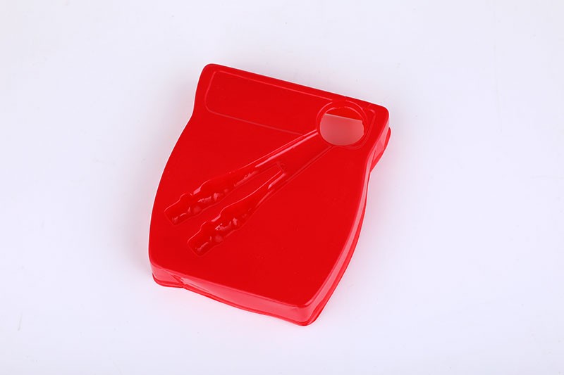 Egg Tray Rectangular Plastic Tray Clean And Pollution-Free Plastic